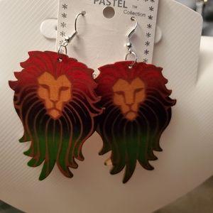 COLORFUL LIONS